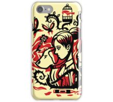 Princess of the Rose iPhone Case/Skin
