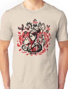 Princess of the Rose Unisex T-Shirt