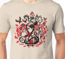 Princess of the Rose Unisex T-Shirt