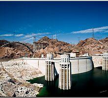 Hoover Dam by Paul Barnett