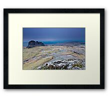 Morning Framed Print