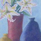 Lilies by Susan Genge
