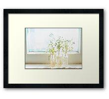 Glimmer... Framed Print
