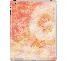 Pink Swirl Abstract Painting iPad Case/Skin
