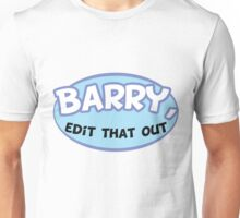 "Game Grumps - ""Barry, Edit That Out"" Unisex T-Shirt"