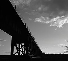 Trestle at Sunset by James2001