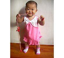 Cute Baby - Ma Liani Photographic Print