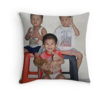 Kids - Harna Throw Pillow