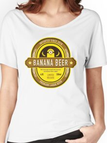 Banana Drink Women's Relaxed Fit T-Shirt