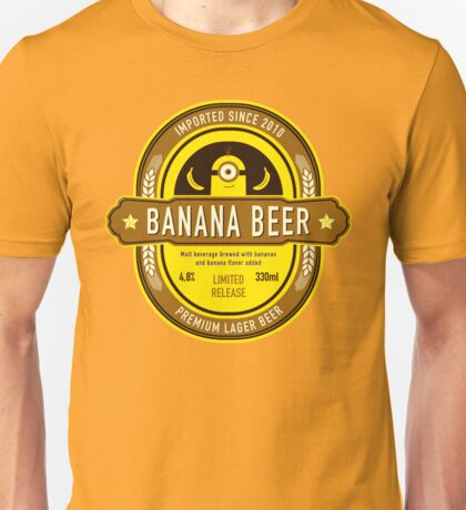 Banana Drink Unisex T-Shirt
