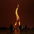 Dancing Eiffel by Christophe Claudel