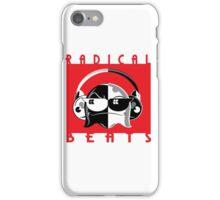 GHOSTBEATTOPO iPhone Case/Skin
