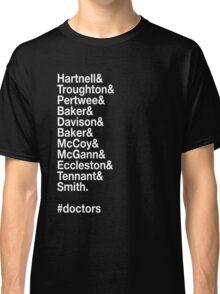 Hashtag Doctors Classic T-Shirt