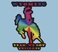 The Unicorns Of Wyoming by DrewSomervell