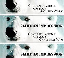 Make An Impression – Banner Challenge entry by Owed To Nature