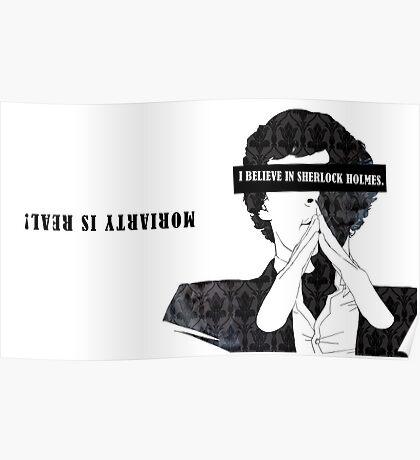 Sherlock: I believe in SH Poster