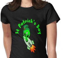 St Patrick's Day T-Shirt Womens Fitted T-Shirt