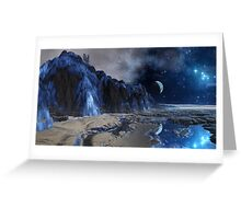 Blue Hills Sanctury Greeting Card