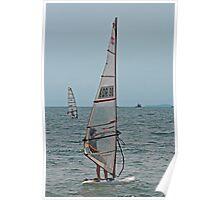 Asian Sailboard Championships 2012 Poster