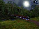 Night Crossing by RC deWinter