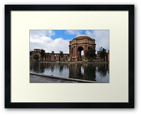 Palace of Fine Art by Bob Moore