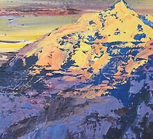 Mountain Peak by HelenBlair