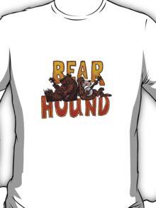 Bear and hound T-Shirt