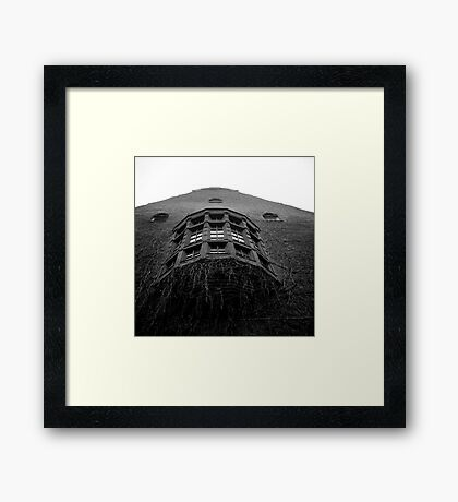 Architecture 9 Framed Print