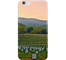 A Garden of Stone iPhone Case/Skin