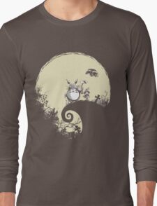 Neighbour Before Christmas - Totoro Long Sleeve T-Shirt