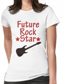 Future Rock Star t-shirt Womens Fitted T-Shirt