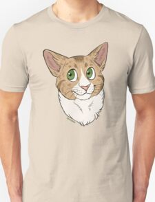 Funny the Cat - Custom T-Shirt