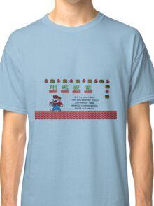 dian shi ma li Classic T-Shirt