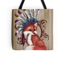 The Fox Chief Tote Bag