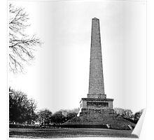 The Wellington Monument, Phoenix Park, Dublin Poster