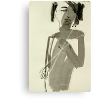 string figure Canvas Print