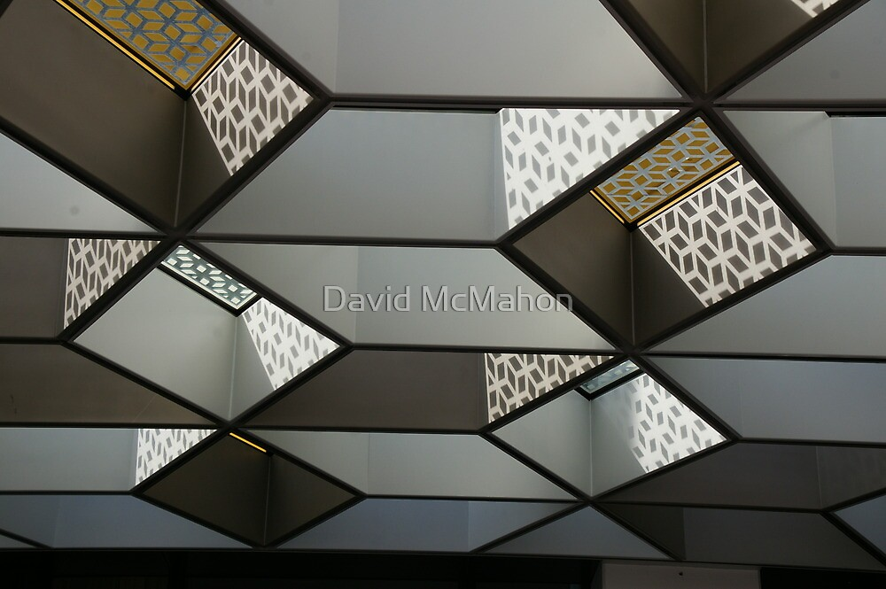 Metal Honeycomb by David McMahon