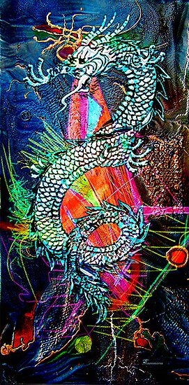 WATER DRAGON 2012 by Tammera