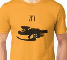 ZF1 Fifth Element Weapon Unisex T-Shirt