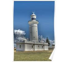 Macquarie Lighthouse, Sydney, NSW, Australia Poster