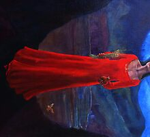 Persephone Queen of the Underworld by Yvonne Taylor