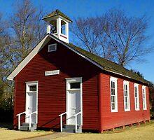 Prairie School by WildestArt