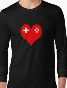 Gaming Love Long Sleeve T-Shirt