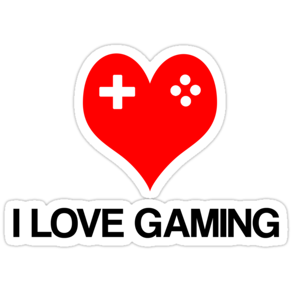 I Love Gaming by ScottW93