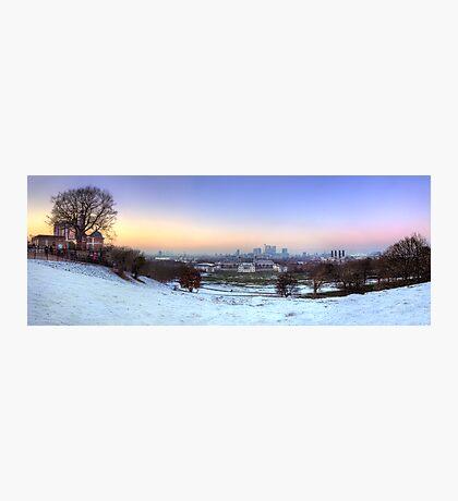 Greenwich Park Panorama Photographic Print