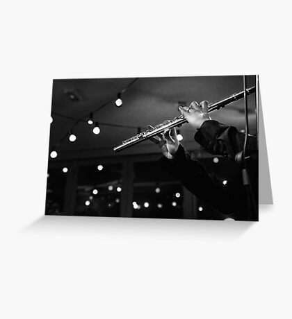 Song for fireflies Greeting Card