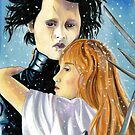 edward scissorhands by debzandbex