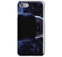 Daredevil Black Poster Sideways iPhone Case/Skin