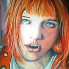 Leeloo by debzandbex