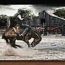 The Bronco by Richard  Gerhard